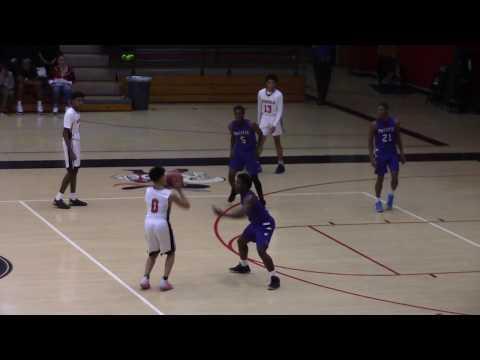 Fontana A.B. Miller basketball season 2019