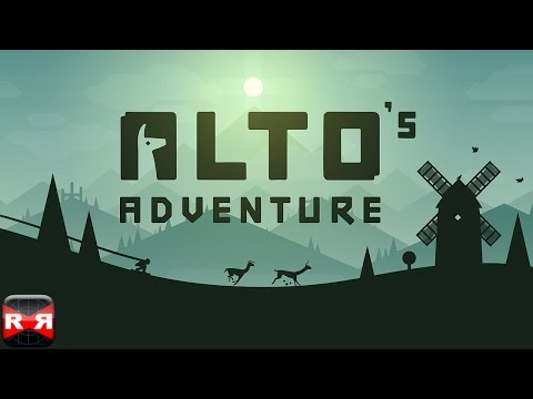 Alto's Adventure (By Snowman) - iOS / Android - Gameplay Video