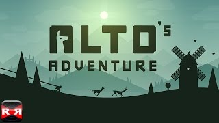 Alto's Adventure (By Snowman) - iOS / Android - Gameplay Video screenshot 1
