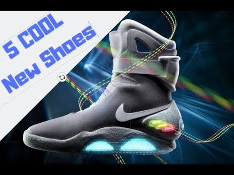 5 COOLEST SHOES EVER !!! 2019 - YouTube