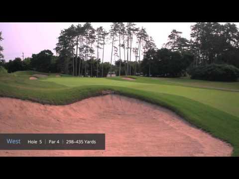West 5, Ottawa Hunt & Golf Club