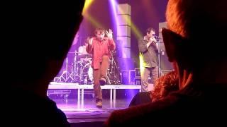 Hubert von Goisern - Benni - Live in Landshut/Essenbach am 3. Februar 2012 (HD)