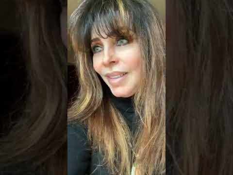 """Verónica Castro reaparece en video y a punto de romper en llanto confiesa: """"han sido tiempos duros"""""""