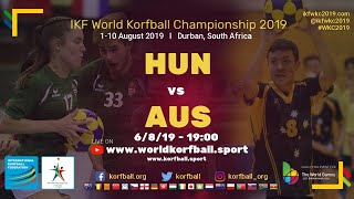 IKF WKC 2019 HUN-AUS