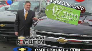 Wanna Chevy Truck? Think Cable Dahmer