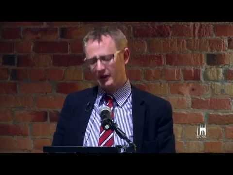 Northern Ireland: An Uneasy Peace (Alan McBride - Lecture And Q & A)