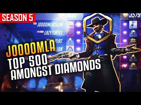 Golden McCree (TOP 100) Amongst Diamonds - J0000MLA25 [SEASON 5]
