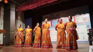 Rotary cultural competition parkala Anns club members dance