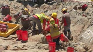 Oroville Spillways Update for July 14, 2017