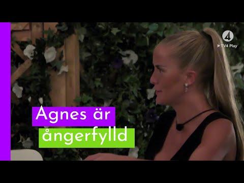 """Agnes oro: """"Var jag för hård?"""" I Love Island Sverige 2018 (TV4 Play)"""
