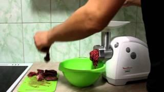 Мясорубка Moulinex HV6 ME620132   Фарш мелкого помола
