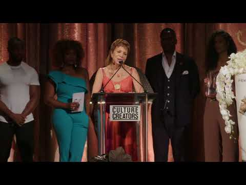 Sylvia Rhone's acceptance speech at the 2018 Culture Creators  Awards Brunch, June 22, 2018 Mp3