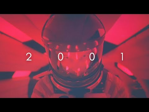 The Beauty Of 2001: A Space Odyssey