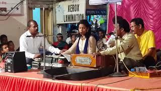 रेश्मा सोनावणे मराठी लाईव कव्वाली Reshma sonavane live pappi de parula