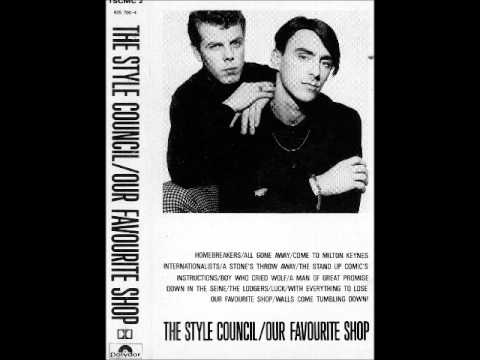 Gary Crowley Meets The Style Council