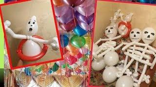 Balloon Party Decor Ideas. Creative Ballooning Inspiration