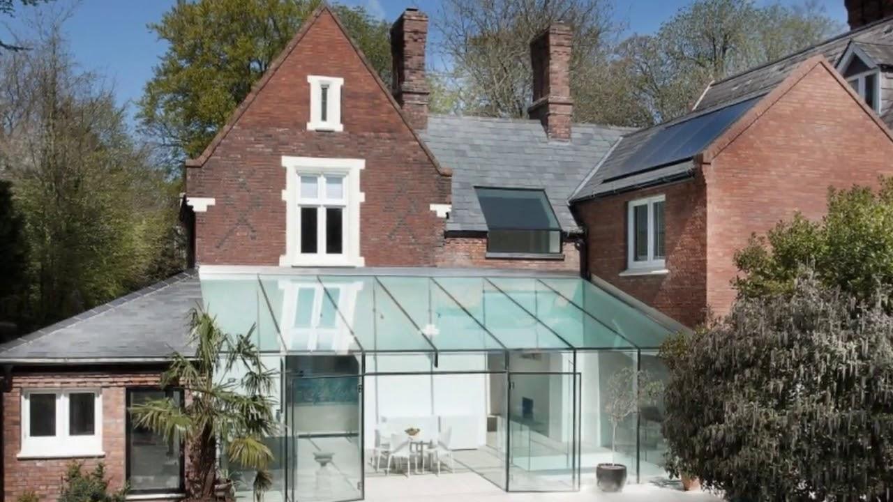 House Extension Design Ideas Contemporary - YouTube