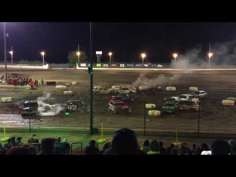 Sycamore Speedway Full Size Demo 8/18/2017
