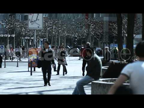 City Atmosphere Footage 000697 HD