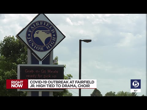 29 COVID-19 Cases Reported In Kaysville School Outbreak