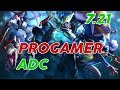 progamer Kalista ADC Patch 7.21 Pro Replay