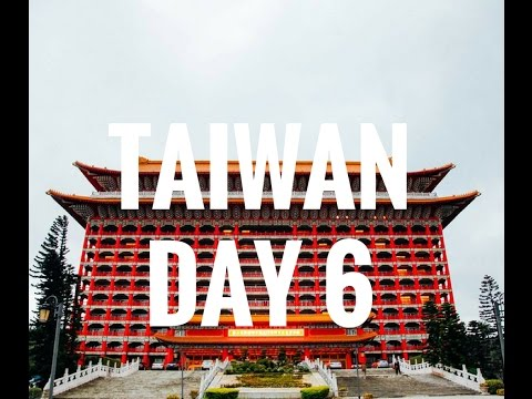 TAIWAN // Day 6 Taipei // Beitou Hot Springs, Shilin Night Market, & TAIPEI GRAND HOTEL
