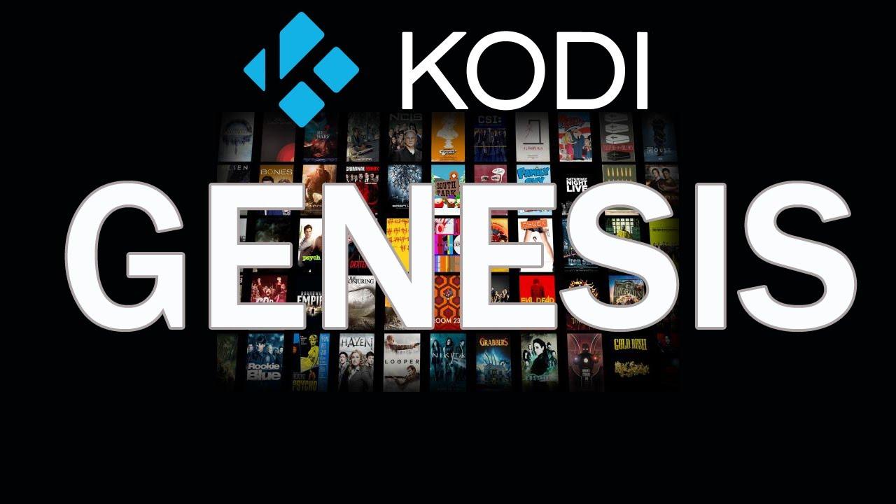 Download Genesis Add-on Kodi XBMC:THE HD MOVIES TV UPDATE SPECTO 2016