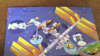 Usborne Books About Astronomy and Space