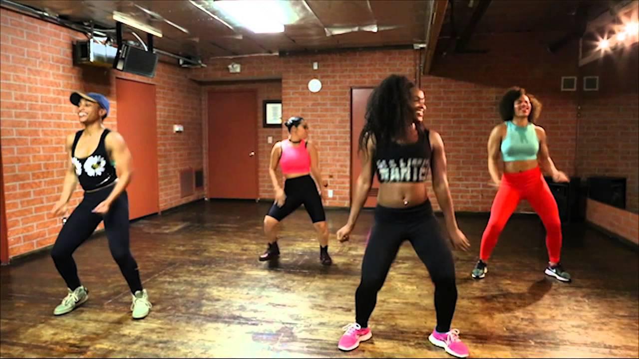 Afro Beats Zumba Adaobi Day 1/ Creating Choreo