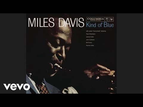 Miles Davis - Blue In Green (Official Audio)
