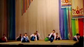 """Хореографическая студия """"Оберег"""" Пенза,младшая группа."""