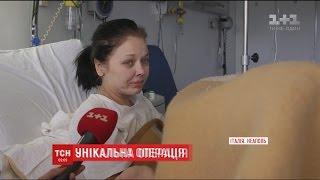Італійські медики провели ризиковану операцію, яка врятувала українці ногу