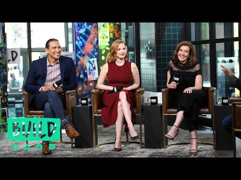 Jessica Chastain, Michael Greyeyes & Susanna White Speak On Their New Film, Woman Walks Ahead