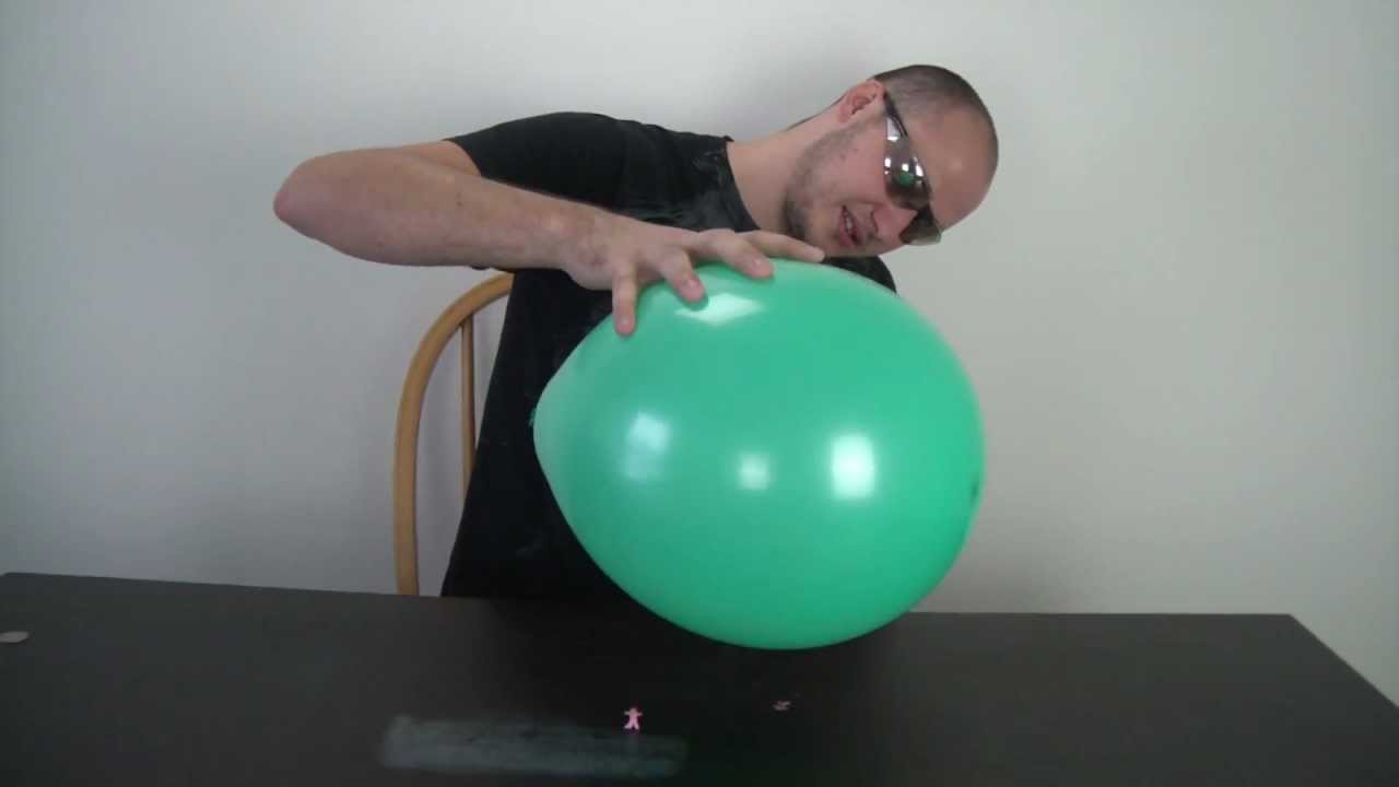 Fun static electricity experiment youtube - Remove static energy ...