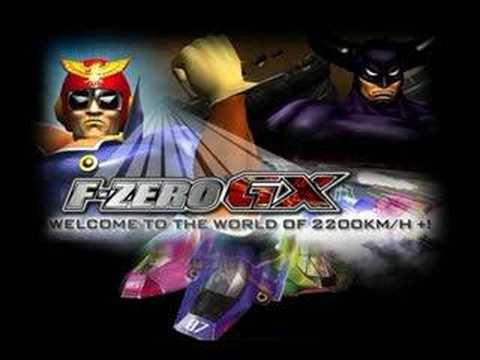 """F-Zero GX Music """"Mute City"""""""