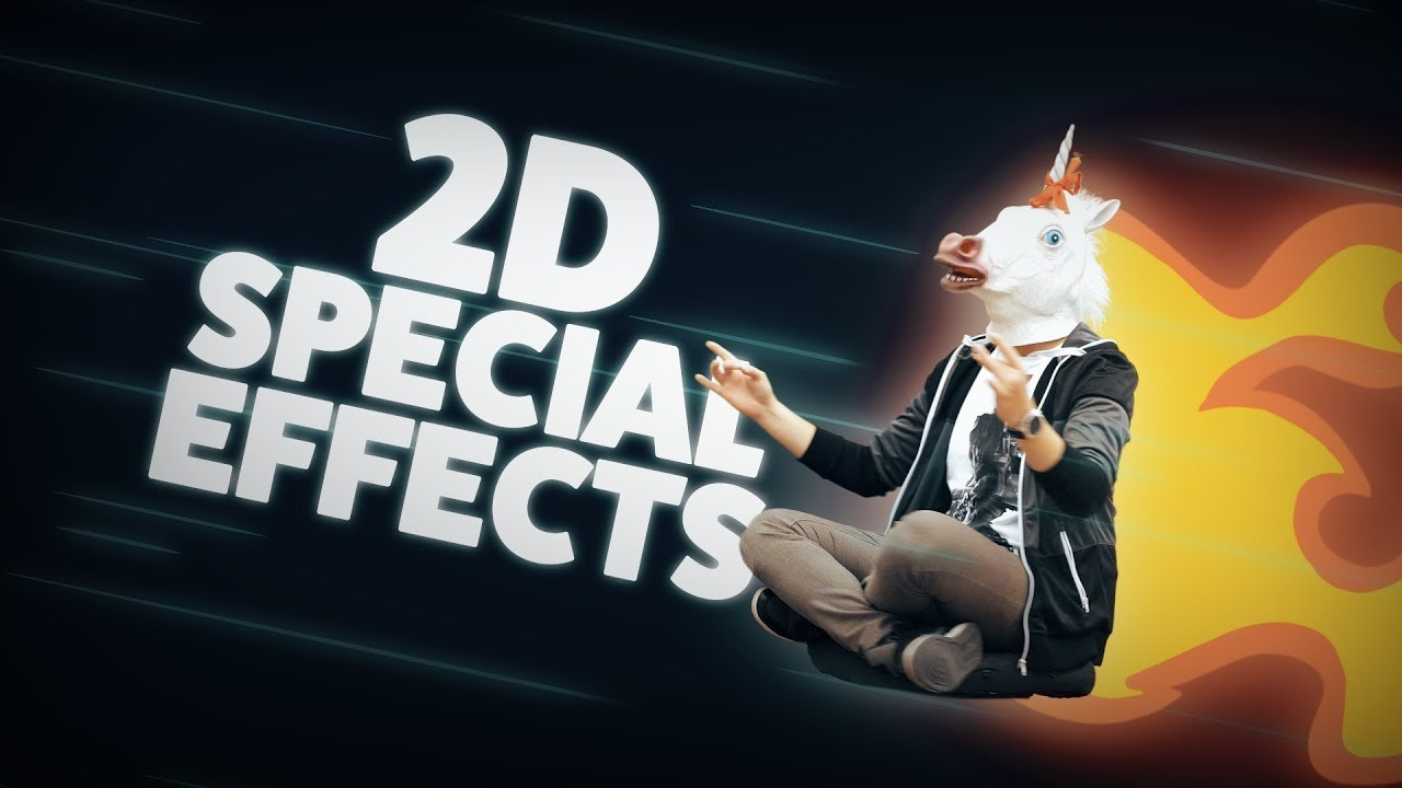 2D Special Effects - Mister Horse