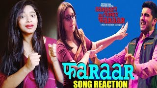 Sandeep Aur Pinky Faraar - Faraar Song Reaction | Arjun Kapoor, Parineeti Chopra, Anu Malik