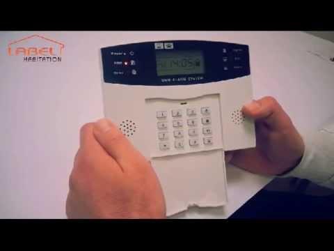 Installation Alarme Maison Et Mode DEmploi  Ematronic  Youtube