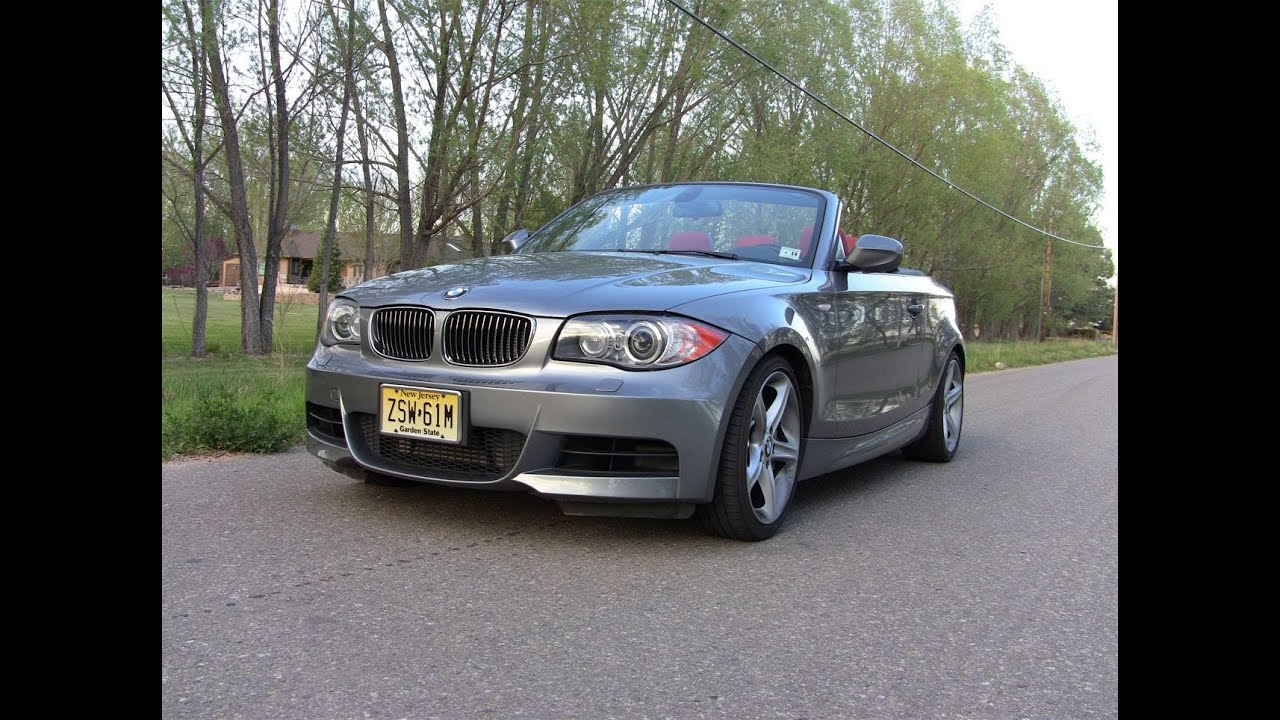 2012 bmw 128i convertible owners manual