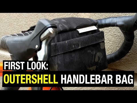 First Look: Outershell Adventure Handlebar Bag