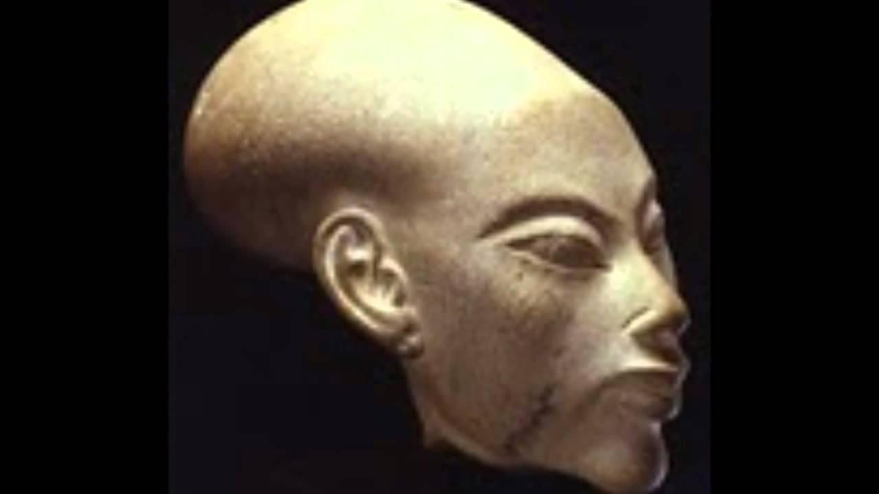 Children Of Egypt Elongated Skulls Of King Tut And Family