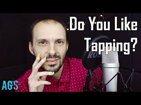 Best ASMR Tapping ~ Godlike Style (AGS)