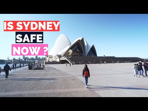 The New NORMAL For SYDNEY? LIFE In SYDNEY JULY 2020