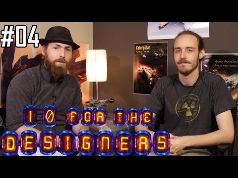 10 for the Designers: Episode 04 (2015.06.08)