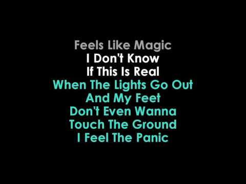 Calum Scott Rhythm Inside Lyrics Karaoke (guide vocals)