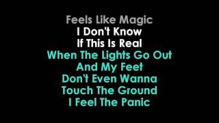 Calum Scott Rhythm Inside Lyrics Karaoke (guide vocals)