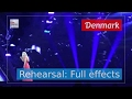 Anja Where I Am Denmark Second Rehearsal Eurovision Song Contest 2017 4K mp3