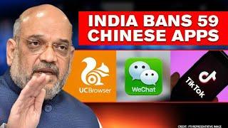 India Banned 59 Chinese Apps   Ban TikTok, Uc Browser   Boycott China   TikTok Ban In India screenshot 3
