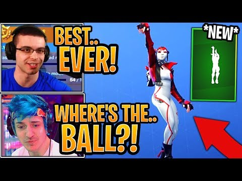 Streamers React To The *NEW* Buckets Emote! - Fortnite Best And Funny Moments