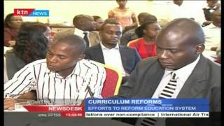 Matiang'i meets education stakeholders in a bid to reform education system